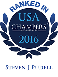 Chambers Ranked 2016