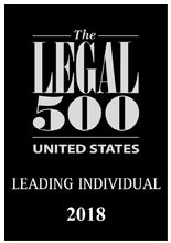 Robert M. Horkovich Recommended in The Legal 500 2018