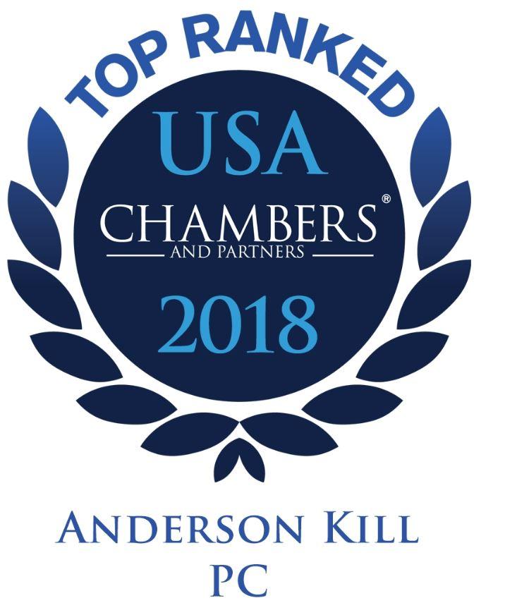 Chambers 2018 Insurance Recovery